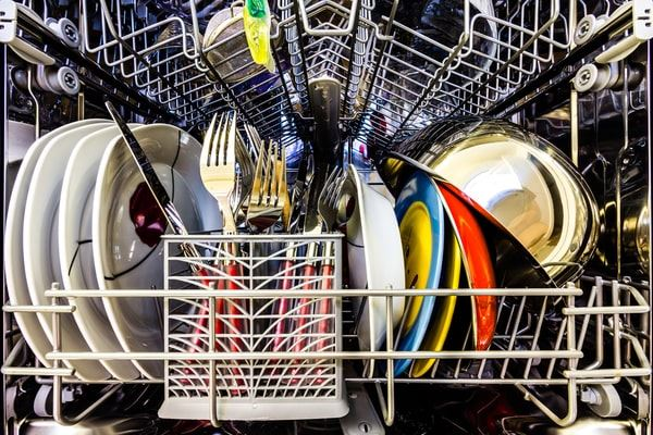 Best Way To Load A Dishwasher I Merry Maids