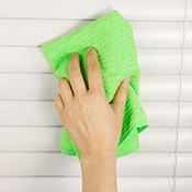 A How To Guide On The Best Way To Clean Blinds Merry Maids