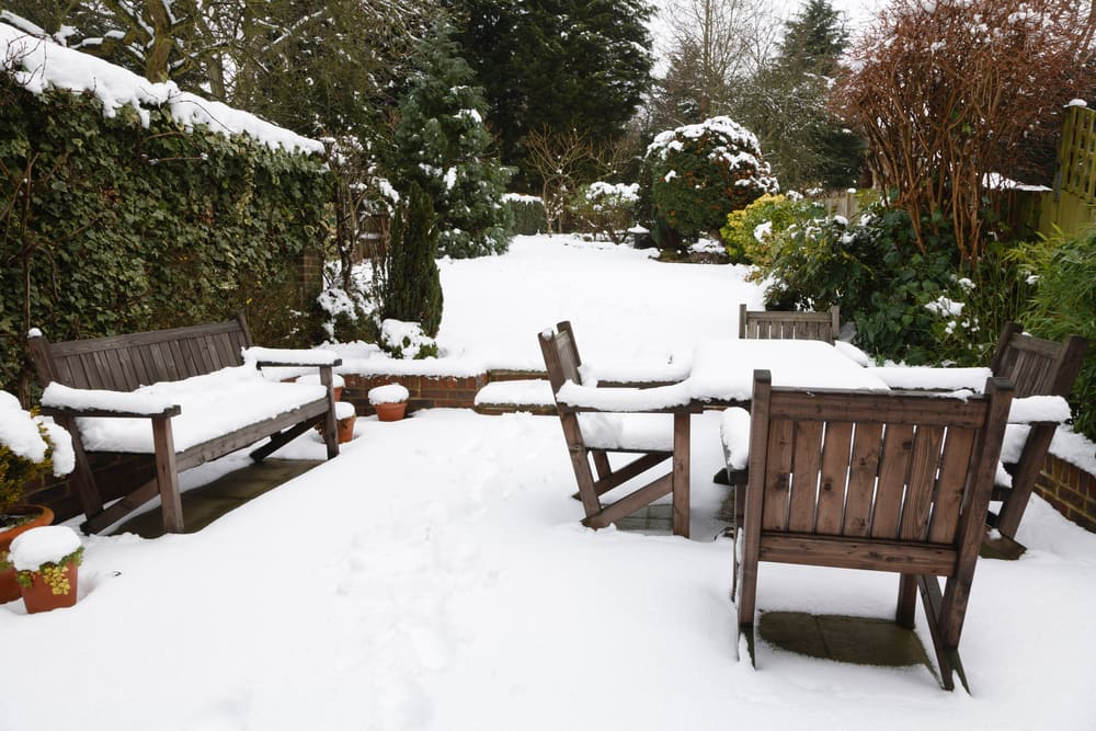 Get Your Outdoor Furniture Ready To