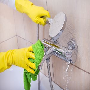 Bathroom Shower Cleaning Merry Maids