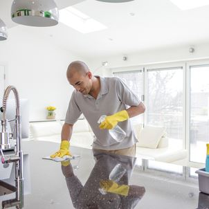 How To Clean Countertops With Bleach